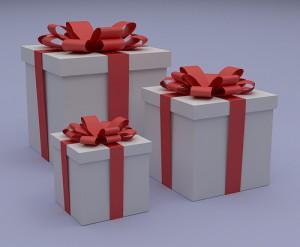 Ajándék doboz