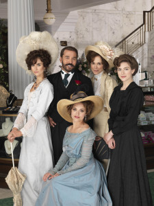 Mr Selfridge fotókredit: rtlklub.sajtoklub.tv/Bársony Bence