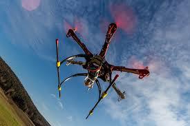 A kamerás drón rendkívül érdekes