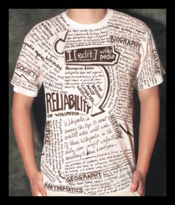 A feliratos póló ára kedvező