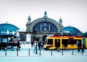 Budapest München busz