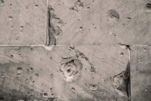 Ellenálló betonkerítés