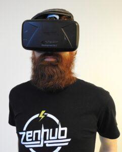 VR csapatépítő
